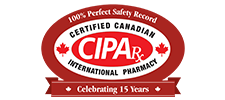 Canadian International Pharmacy Association (CIPA) Seal